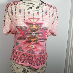 5/$25 Short Sleeve Lightweight Sweater (127)